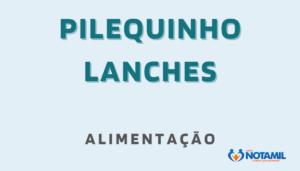 LOGO PARCEIROS - PILEQUINHO LANCHES