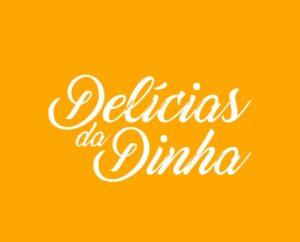 LOGO DELICIAS DA DINHA